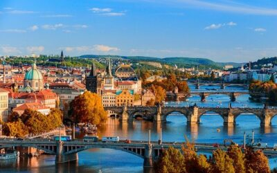 Prag – autobusom 6 dana