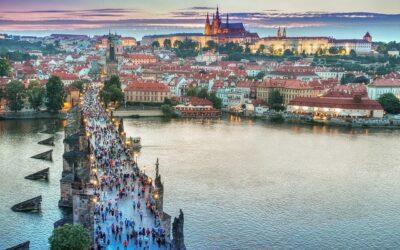 Prag – 1. Maj autobusom 6 dana