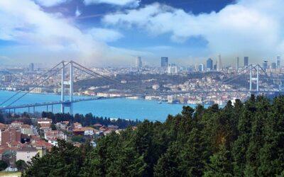 Istanbul – autobusom 6 dana