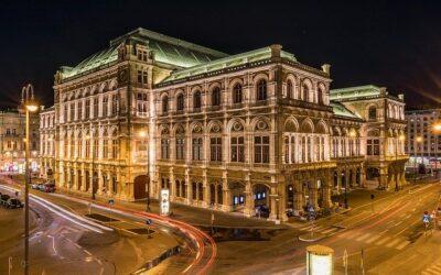 Beč – 1. Maj autobusom 5 dana