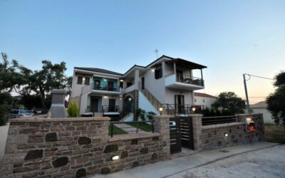 Kuća ArmoniadesSivota