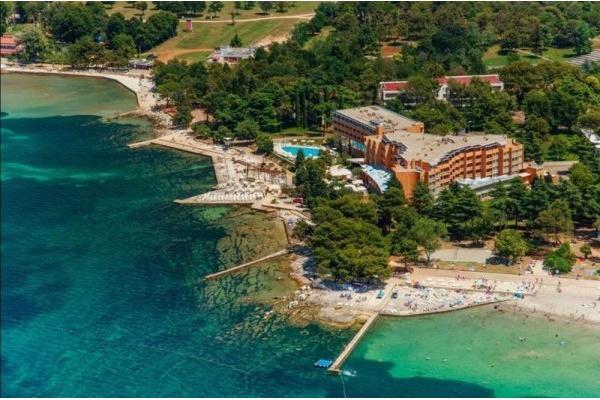 Hotel Sol Umag 4*Istra