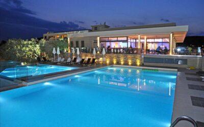 Aeolis Thassos Palace Hotel 4* – Tasos