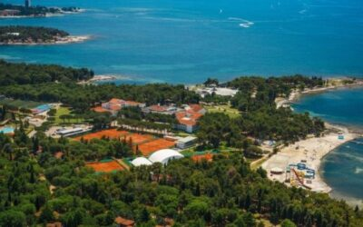 Hotel Melia Coral 5*Umag